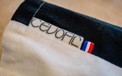 Broderie vêtements dans les Vosges